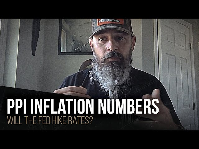 PPI inflation numbers