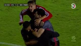 Goal   Golo Pizzi: Santa Clara 1-(2) Benfica (Liga 19/20 #11)