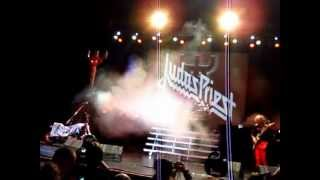 Judas Priest - You've Got Another Thing Comin' (live@Palace of Sports Kiev 16/04/2012)
