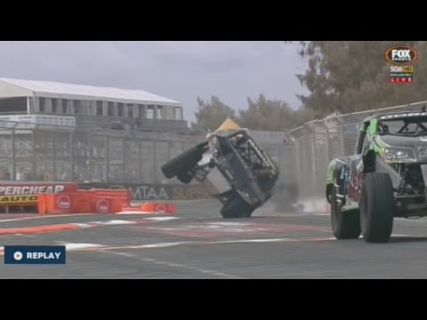 2015 Stadium Super Trucks - Gold Coast - Race 3