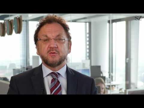 Alphajournalist Heribert Prantl (SZ) zur Abschaffung der Demokratie in Deutschland.Die Politik LÜGT!