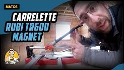 ELC - Matos du Carreleur - la carrelette Rubi tr600 Magnet