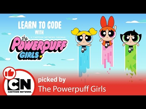 Learn To Code With The Powerpuff Girls: Introduction | Cartoon Network