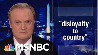 Mueller Knocks Down Trump's 'No Obstruction' Claim | The Last Word | MSNBC