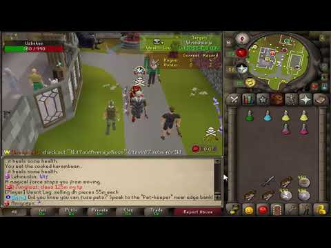 SpawnPK PK Commentary - 3RD Age Bow! - *WE PKED WHAT?!*