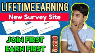 Complete Survey Earn Amazon/Flipkart Voucher Or PayPal Balance || Lifetime Earning, Paytm Big Update