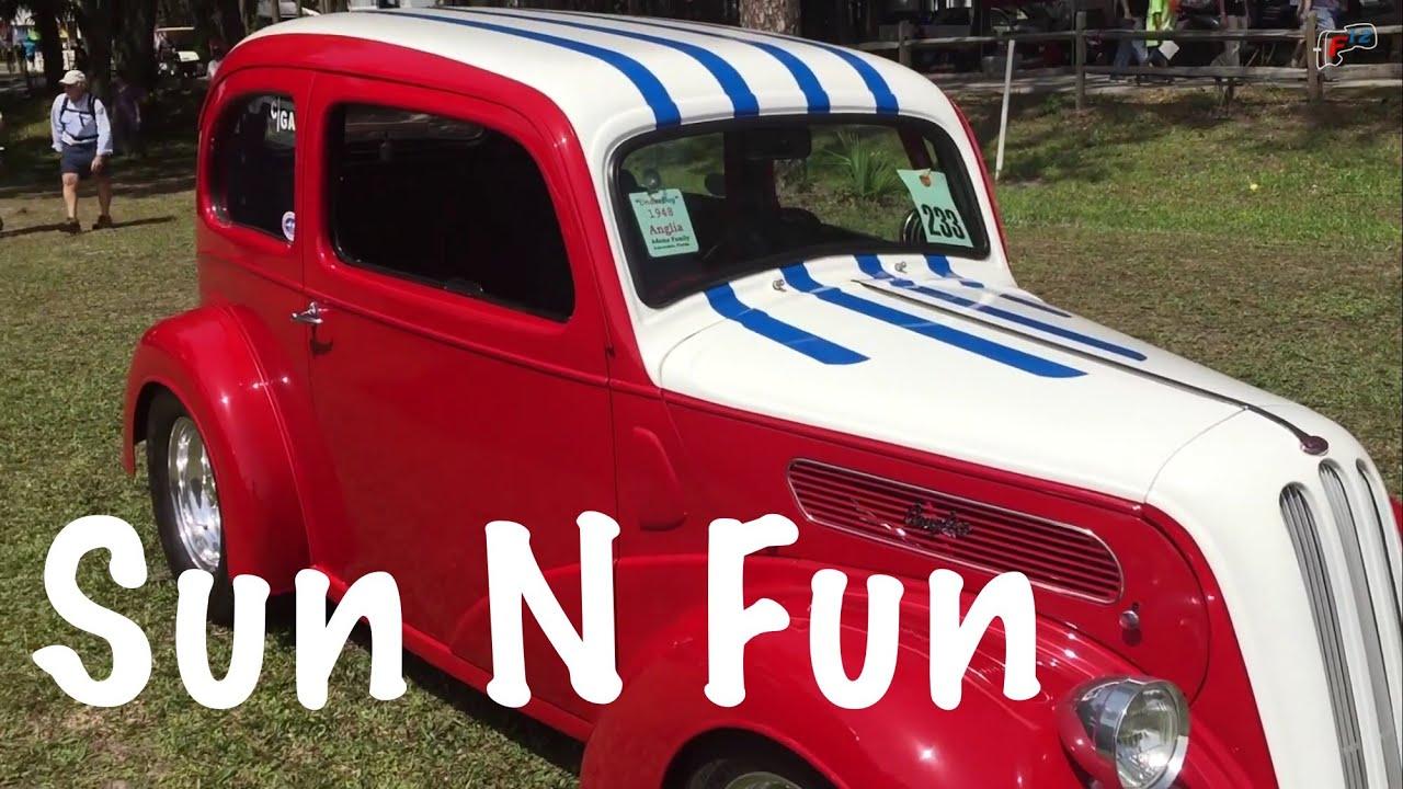 Sun And Fun Lakeland Car Show