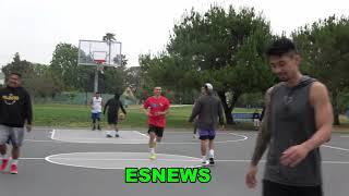Jhack Tepora 23-0 Amazing Skills On Basketball Court EsNews Boxing