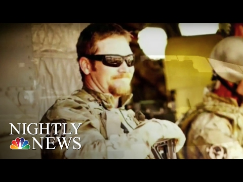 Chris Kyle Interview: The Real 'American Sniper'   NBC Nightly News