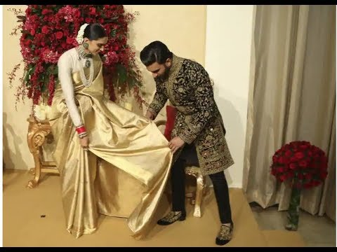 Watch: First visuals of Deepika-Ranveer wedding reception at  Leela Palace Hotel in Bengaluru Mp3