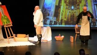 Tosca Act I - Mario Cavaradossi, Sacristan and Angelotti