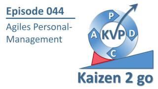 Kaizen 2 go 044 : Agiles Personalmanagement