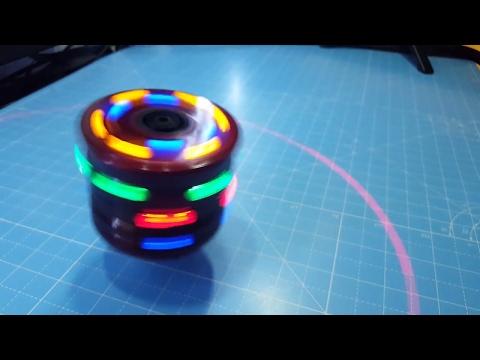 👍 Laser Light Show Spinning Top