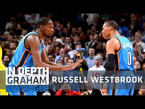 Russell Westbrook: Kevin Durant works harder than me
