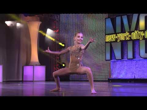 PHOENIX SUTCH   2017 National Mini Female OD   Krystie's Dance Academy