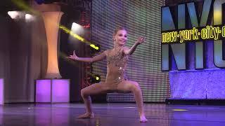 PHOENIX SUTCH | 2017 National Mini Female OD | Krystie's Dance Academy