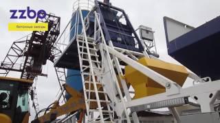 Смотри первым! п. Товарково бетонный завод КОМПАКТ-30 от ЗЗБО.