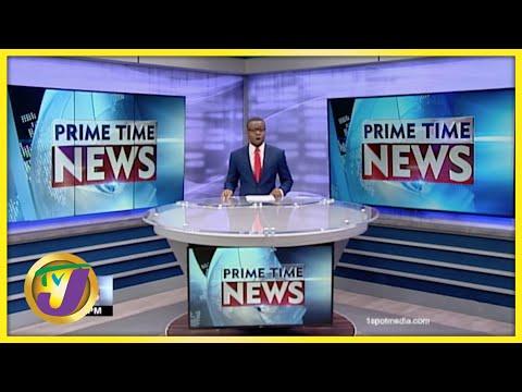Jamaican News Headlines | TVJ News - August 28 2021
