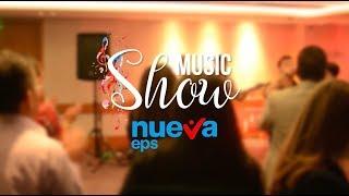 MusicShow - Nueva EPS - Colombianos Exitosos