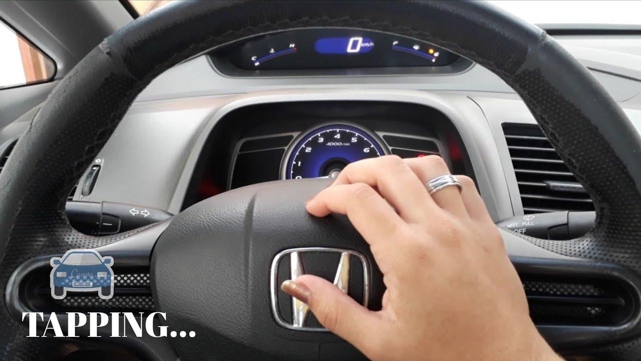 (ASMR PORTUGUÊS) FAST TAPPING AND SCRATCHING IN A CAR| ASMR NO CARRO- Soft Spoken
