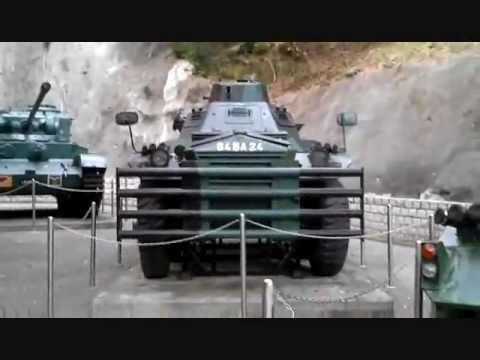 RHKR British Saracen Mark II Armoured Personnel Carrier belong to Royal HK Regiments