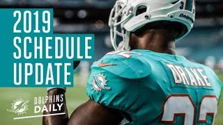 Dolphins 2019 opponents | Dolphins Daily