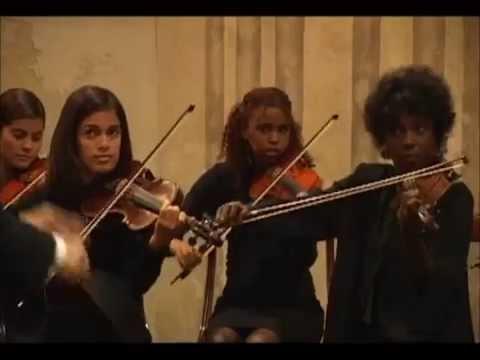 Camerata Romeu Orchestra.Greig Holberg Suite OP.40. Havana Cuba