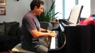 The Gentle Waltz - Oscar Peterson - Izak Matatya, piano