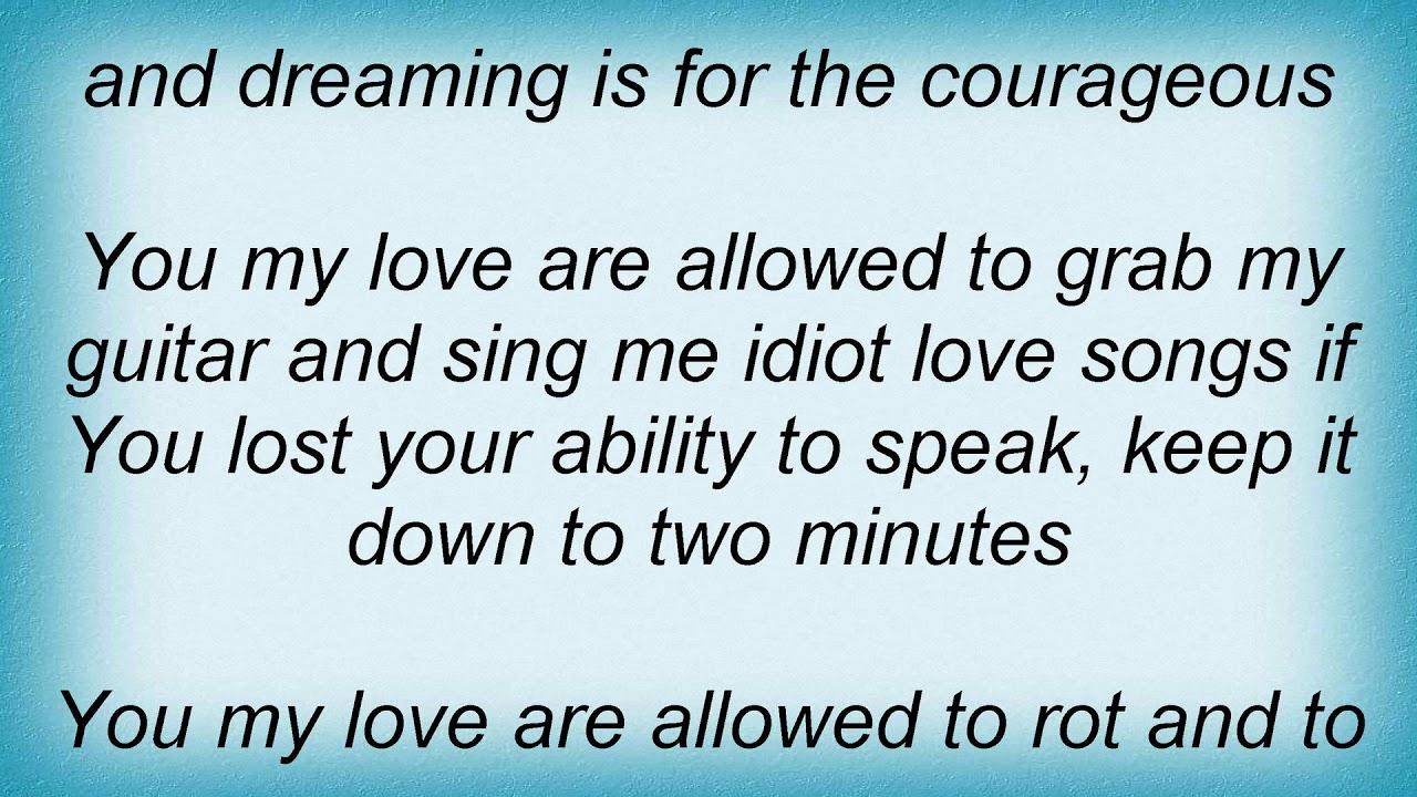 Jeff Buckley - New Year\'s Eve Prayer Lyrics - YouTube