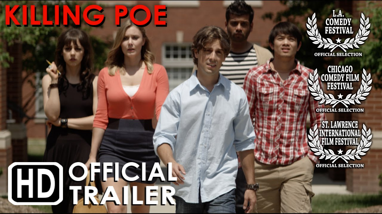 KILLING POE movie trailer [Official] HD