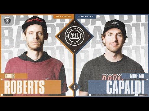 BATB 11  Chris Roberts vs Mike Mo Capaldi  Round 1