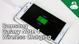 Galaxy Note 4 Wireless Charging