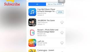 New-free  Music Download Unlimited Player On Ios8,9-10-10.2.1