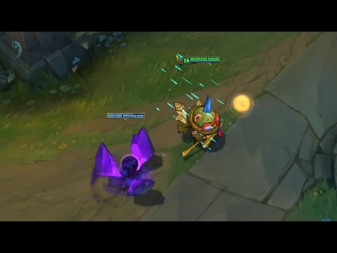 Clip LoL Best Moments #134 Zz'Rot Portal saves Teemo 😂😂😂(League of Legends) hay và hót nhất
