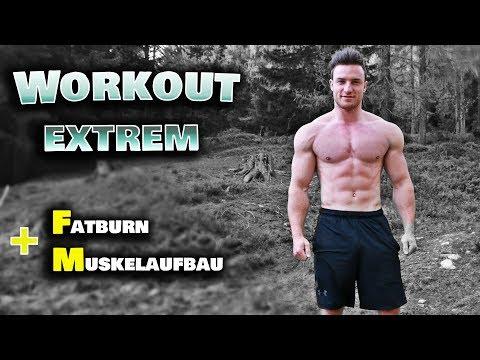 20 Min. Extremes Ganzkrper HIIT Workout fr Zuhause | Muskelaufbau + Fettverbrennung garantiert!