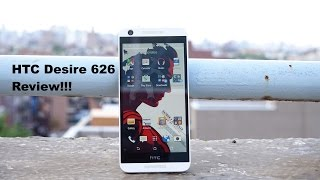 AT&T HTC Desire 626 Review