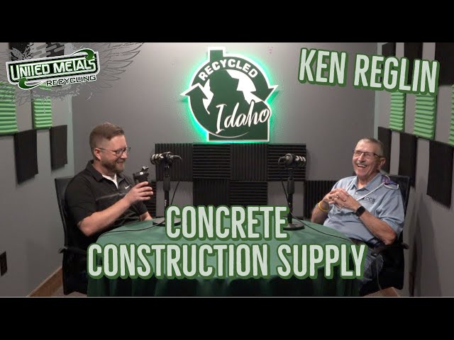 Ken Reglin of Concrete Construction Supply