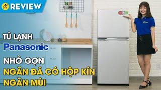 Tủ lạnh Panasonic Inverter 234 lít: tiết kiệm điện, nhỏ gọn (NR-BL267VSV1) • Điện máy XANH
