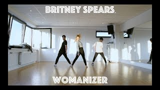 Britney Spears - Womanizer | Choreography by Kristy Ann Butry | Groove Dance Classes