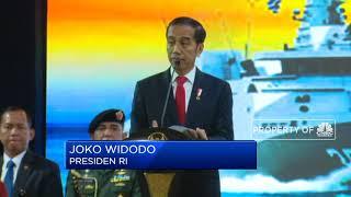 Menhan Prabowo Sering ke Luar Negeri, Ini Kata Jokowi