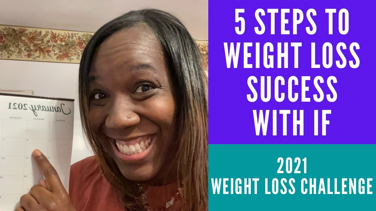 5 steps to weight loss success with intermittent fasting