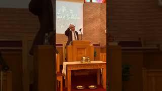 O LITTLE TOWN OF BETHLEHEM! - 12/6/20 Sunday Morning Sermon - Porter Riner