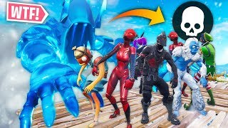 ICE STORM EVENT WATCHING PARTY *GONE WRONG* | Fortnite Best Moments #116 (Funny Fails & WTF Moments)