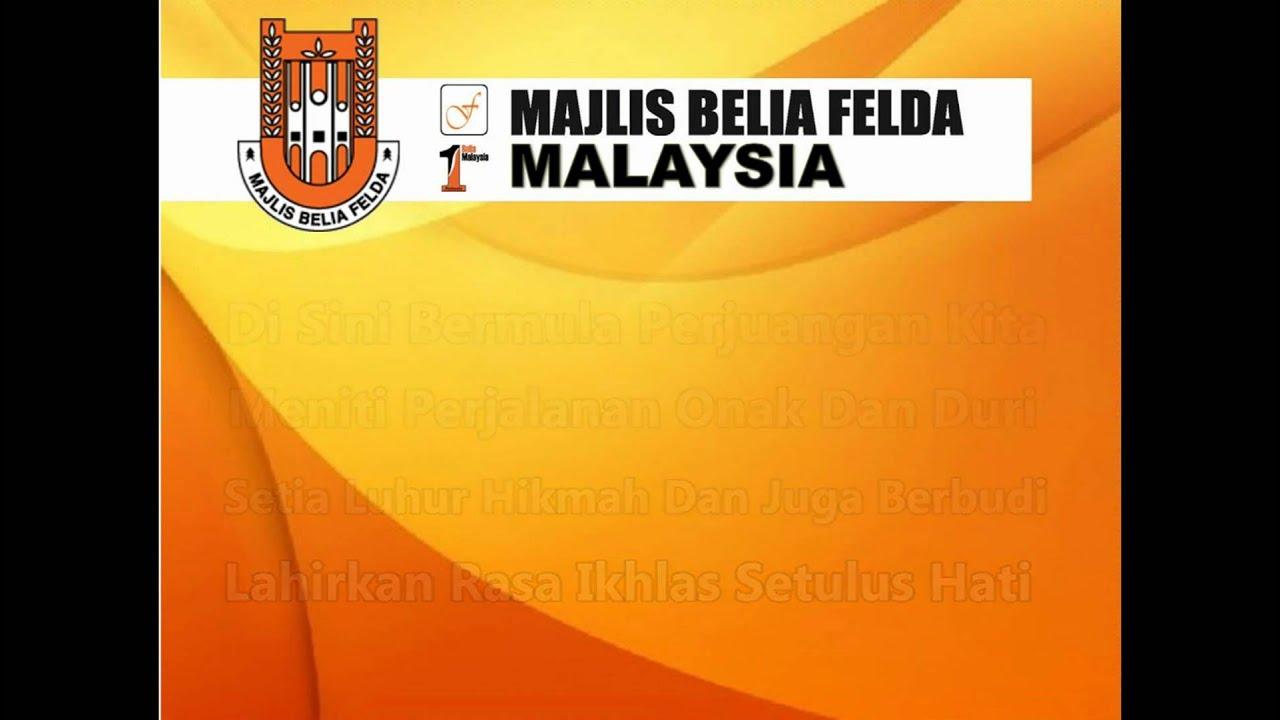 Lagu Rasmi Minus One Majlis Belia Felda Malaysia Melakar Inspirasi Hd Youtube
