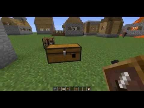 como hacer un marco o un cuadro en minecraft (marco de item y marco ...