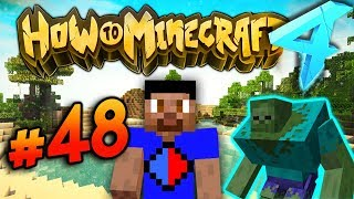 MONSTER INDUSTRIES EVENT! - HOW TO MINECRAFT S4 #48 thumbnail