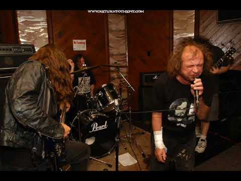 ADOLF SATAN (feat SETH PUTNAM) - Death Squad & Into A Hole (KILSLUG) - LIVE 2003