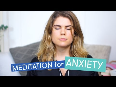 Meditation for Anxiety | Madeleine Shaw