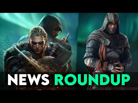 Assassin S Creed Valhalla News Roundup Story Trailer The Hidden Ones Order Of Ancients More Youtube