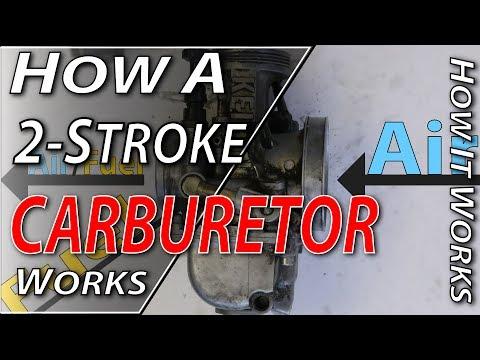 How A 2-stroke Carburetor Works | Fix Your Dirt Bike.com